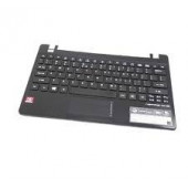 Acer Bezel Aspire One 725-0802 Palmrest Keyboard And Touchpad 3IZHATATN00