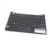 Acer Bezel Aspire One 725-0802 Palmrest Keyboard And Touchpad 3IZHATATN00