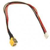 Acer Bezel Extensa 5620 DC Power Jack PLUG PORT Cable Harness 50.4T335.001