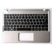 ACER Keyboard V5-122P Palmrest SILVER W/ BACKLIT Us Keyboard 60.M91N1.028