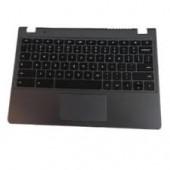 Acer Keyboard Palmrest Keyboard & Touchpad For Chromebook C720 C720P 60.SHEN7.006