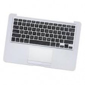 """Apple Bezel MacBook Air 13"""" A1304 COMPLETE PALMREST WITH KEYBOARD + TOUCHPAD 607-1804"""