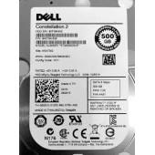 "Dell 609Y5 ST9500620NS 2.5"" 15mm HDD SATA 500GB 7200 6 Dell Server Hard D • 609Y5"