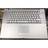 """Apple Bezel PowerBook G4 15"""" A1106 Touchpad Mouse Buttons 620-3030-A"""