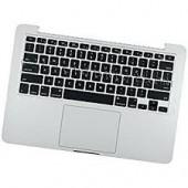 """Apple Bezel Top Case w/ Trackpad Keyboard Battery MacBook Pro 15"""" 2013 661-02536"""