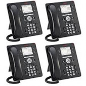 Avaya Phone IP Phone 9611G Global 4 Pack 700510904