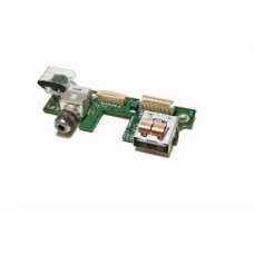 "Apple AC Adapter PowerBook G4 17"" A1013 AC/DC Power Jack Board Card 820-1388-A"