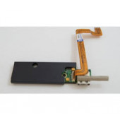 """Apple Cable PowerBook G4 17"""" A1013 PRAM USB Board Card With Cable 820-1391-A"""