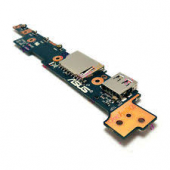 ASUS I/O Board Q302LA TP300LA USB Card Reader W/Power Button 90NB05Y1-R10030