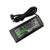 Sony AC Adapter 19.5V 3.3A 65W Oem Genuine Ac Adapter With Cord VGP-AC19V48