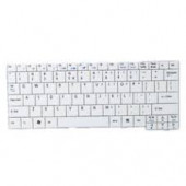 Acer Keyboard ASPIRE 4520 KEYBOARD WHITE COMPLETE AEZD1R00010