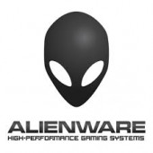Alienware Bezel M7700 Top Central Bottom Bracket 33-D90T1-04X