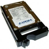 Axiom 300 GB Internal Hard Drive - SAS - 15000 Rpm - Hot Swappable For Dell PO30015D AXD-PE30015D