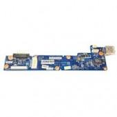 Sony Bezel VAIO VGN-CR410E ORIGINAL BATTERY CHARGER PORT W/ USB DAGD1ABB8B0
