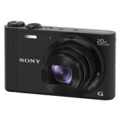 Sony Digital Camera Cyber-Shot 18.2 Megapixels 20x Optical-2x Digital DCS-WX300/B