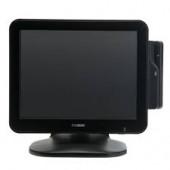 """DigiPos Monitor 15.1"""" Touch LCD W/MSR 714A-TTMR RS232 DGLD-714A-TTMR-B"""