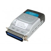 D-Link Network Card Ethernet Parallel 10/100 Port Print Server DP-301P+