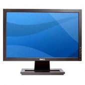 """Dell Monitor 17"""" TFT Color LCD Viewable 17"""" 4:3 1440 X 900 0.255 Mm 8 Ms 60 Hz Black VGA (HD-15) With Stand E1709WC"""