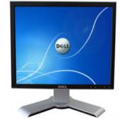 "Dell Monitor 17"" TFT LCD 1440 X 900 Black VGA (HD-15) With Stand E1709WF"