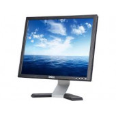 "Dell Monitor 17"" TFT LCD Viewable 17"" 5:4 1280 X 1024 0.264 Mm Black VGA (HD-15) With Stand E176FPF"
