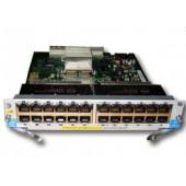 Hewlett-Packard System Board Motherboard, HP ProCurve Switch 5400zl 24p 10/100/1000 PoE Module - Expansion Module - Ethernet J8702A