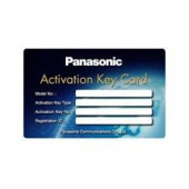 Panasonic 1-Channel IP SOFTPHONE/ADVANCED IP Telephone Activation Key KX-NCS3201