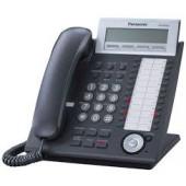 Panasonic Advanced IP Telephone 24 Button 3-Line Backlit LCD Bluetooth 2 Ethernet Ports KX-NT343-B
