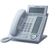 Panasonic Advanced IP Telephone 6-Line Backlit LCD Digital Duplex Bluetooth 4x12 Self Labeling KX-NT366