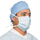 Accessory 3-Ply Disposable Sterile Surgical Face Mask Hypoallergenic Mask