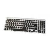 Acer Keyboard V5-571P ORIGINAL OEM KEYBOARD BACKLIT W/ SILVER KEYBOARD NK.I1717.07X