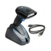 Datalogics Barcode Scanner QuickScan QM2130 Wireless 910MHz Black USB KIT QM2130-BK-910-K1