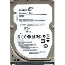 Seagate Hard Drive 320GB Sata 16MB 5400RPM Momentus Thin 7mm ST320LT012