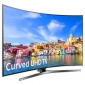 "Samsung Television 43"" Class 4K UHD LED Smart Curved TV UN43KU7500FXZA"