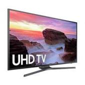 "Samsung Television 50"" Class (49.5"" Diag.) LED 2160p Smart 4K Ultra HD UN50MU6300FXZA"