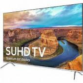 Samsung Television 55-Inch 4K Ultra HD Smart LED TV UN55KS8000FXZA