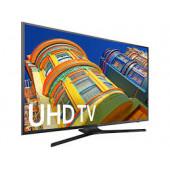"Samsung Television 60"" 2160P (60.1"" Diag.) LED - Smart 4K Ultra HD TV UN60KU6270FXZA"