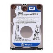 Western Digital Hard Drive Blue 500GB 5400RPM 2.5 SATA Mobile Hard Drive WD5000LPVX