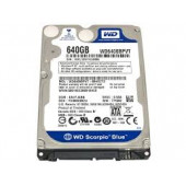 "TOSHIBA Hard Drive Western Digital 2.5"" SATA 640 GB 5400 RPM Laptop Hard Drive WD6400BPVT"