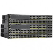 Cisco Catalyst 2960-XR 48 GigE PoE 740W 4 x SFP IP Lite WS-C2960XR-48FPS-I