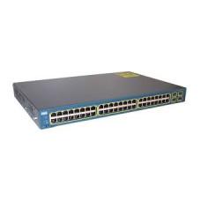 Cisco Catalyst 3560 48 10/100 PoE + 4 SFP IPB Image WS-C3560-48PS-S