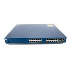 Cisco Catalyst 3560 24 10/100/1000T + 4 SFP + IPB Image WS-C3560G-24TS-S