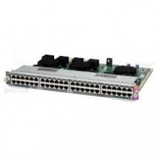 Cisco Catalyst 4500 E-Series 48-Port 10/100/1000 Non-Blocking WS-X4748-RJ45-E