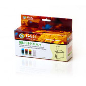 3 x 30ml Color Ink 1 x 30ml Cleaning Solution N A