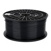 3D Printer Filler PLA Black Filament