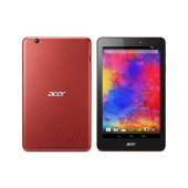 Acer Iconia One 8 B1-810-12ZU 8.0 inch Intel Atom Z3735G 1.33GHz/ 1GB DDR3L/ 16GB eMMC/ Android 4.4 Tablet (Red/Black) NT.L7WAA.001 / B1-810-12ZU