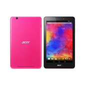 Acer Iconia One 8 B1-810-11ZW 8.0 inch Intel Atom Z3735G 1.33GHz/ 1GB DDR3L/ 16GB eMMC/ Android 4.4 Tablet (Pink/Black) NT.L7LAA.001 / B1-810-11ZW