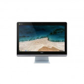 Acer Chromebase 24 CA24I-CT 23.8 inch Touchscreen Intel Celeron 3215U 1.7GHz/ 4GB DDR3L/ 16GB SSD/ Chrome All-in-One PC (Black & Silver) DQ.Z0DAA.001 / CA24I-CT