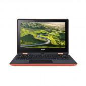 Acer Aspire R 11 R3-131T-C3PV 11.6 inch Touchscreen Intel Celeron N3060 1.6GHz/ 4GB DDR3L/ 64GB eMMC/ Windows 10 Home Notebook (Coral Red) NX.G9QAA.002 / R3-131T-C3PV