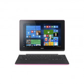 Acer Aspire Switch 10 E SW3-016-1275 10.1 inch Touchscreen Intel Atom x5-Z8300 1.44GHz/ 2GB LPDDR3L/ 64GB eMMC/ Windows 10 Home Tablet w/ Keyboard (Pink) NT.G8YAA.002 / SW3-016-1275