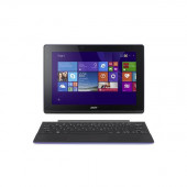 Acer Aspire Switch 10 E SW3-016-10LF 10.1 inch Touchscreen Intel Atom x5-Z8300 1.44GHz/ 2GB LPDDR3L/ 64GB eMMC/ Windows 10 Home Tablet w/ Keyboard (Purple) NT.G8UAA.002 / SW3-016-10LF
